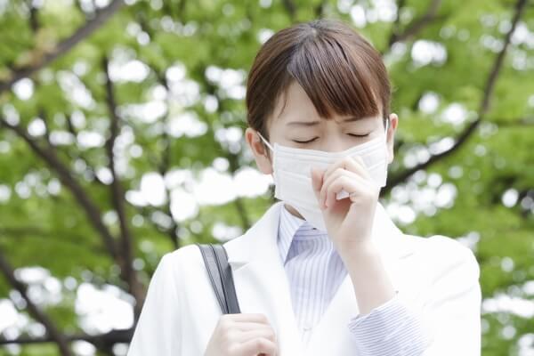アレルギー性鼻炎・花粉症