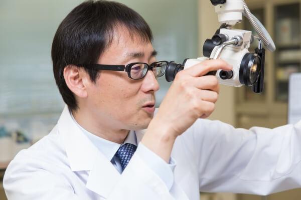 Point 3 専門医が提案する幅広い治療方法